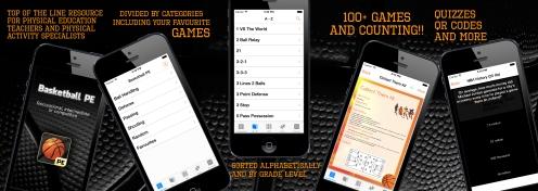 Basketball PE (iPhone 5)