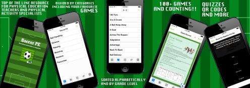 Soccer PE (iPhone 5)