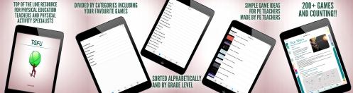 TGfU Games PE (iPad)