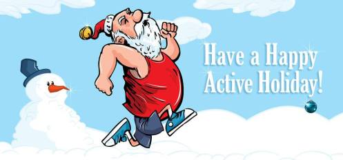 Have a Happy Active Holiday